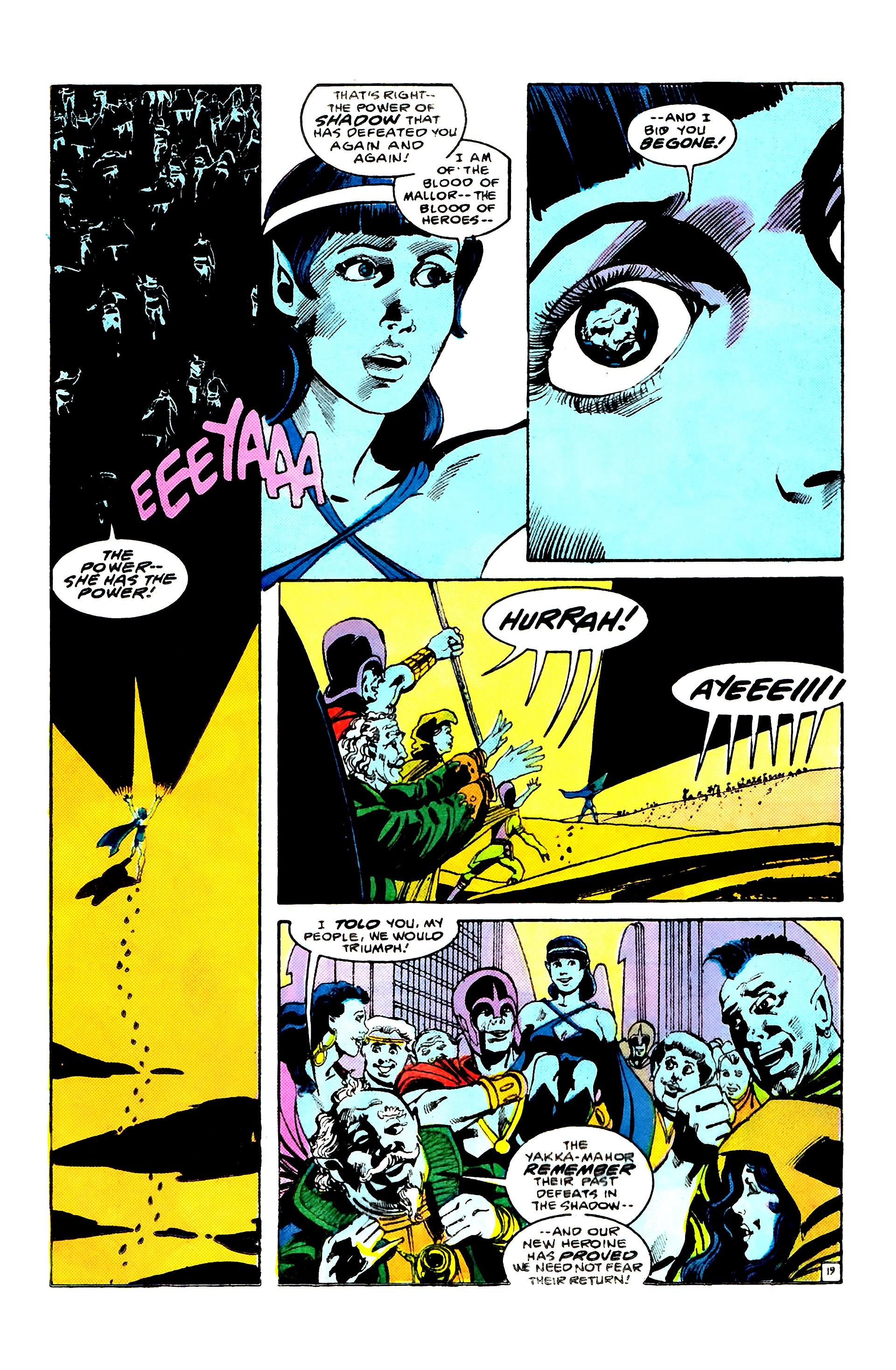 Read online Secret Origins (1986) comic -  Issue #8 - 25
