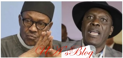 3 years after his debacle, Buhari mocks Orubebe as Jega delivers speech at democracy lecture