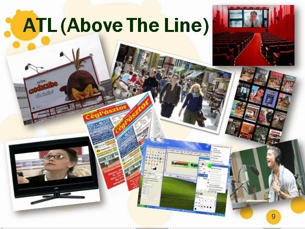 ATL hagyományos reklám