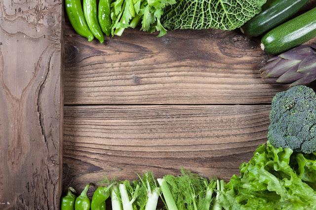 3 makanan hijau berkhasiat untuk anda