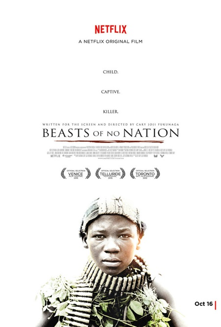 Beasts of No Nation (2015) Mkv Film indir