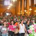 Missa das Rosas emocionou fiéis no Dia da Padroeira