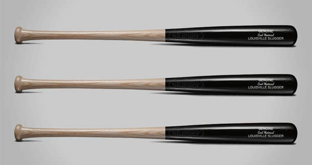 Custom Louisville Slugger Bats