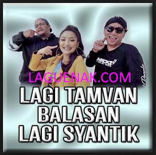 Koleksi Lagu Tik Tok Remix Lagi Tamvan mp3 RPH DJ Donall Feat Siti Badriah