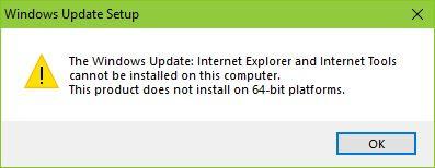 installare internet explorer 11 su windows 10