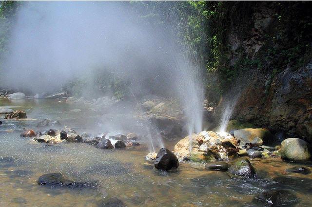 Air Panas – Cisolok Sukabumi