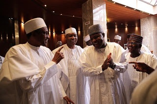 How Saraki, Dogara, others connived to summon Buhari at midnight meeting