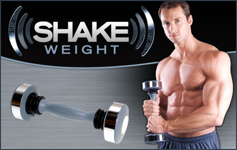 Does Shake Weight for Men Work?