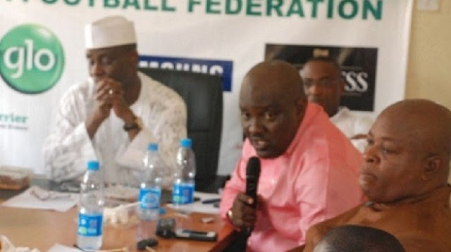 NFF begs French embassy over denial of visas to officials