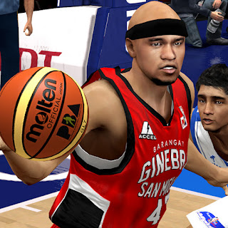 PBA 2K13 Official Ball Patch