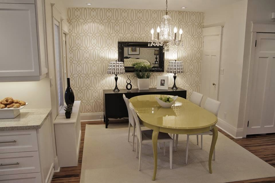 Ayna anya design decorate with property brothers for Property brothers dining room designs