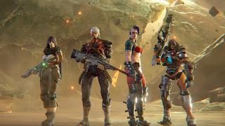 Raiders of the Broken Planet PSP Wallpaper