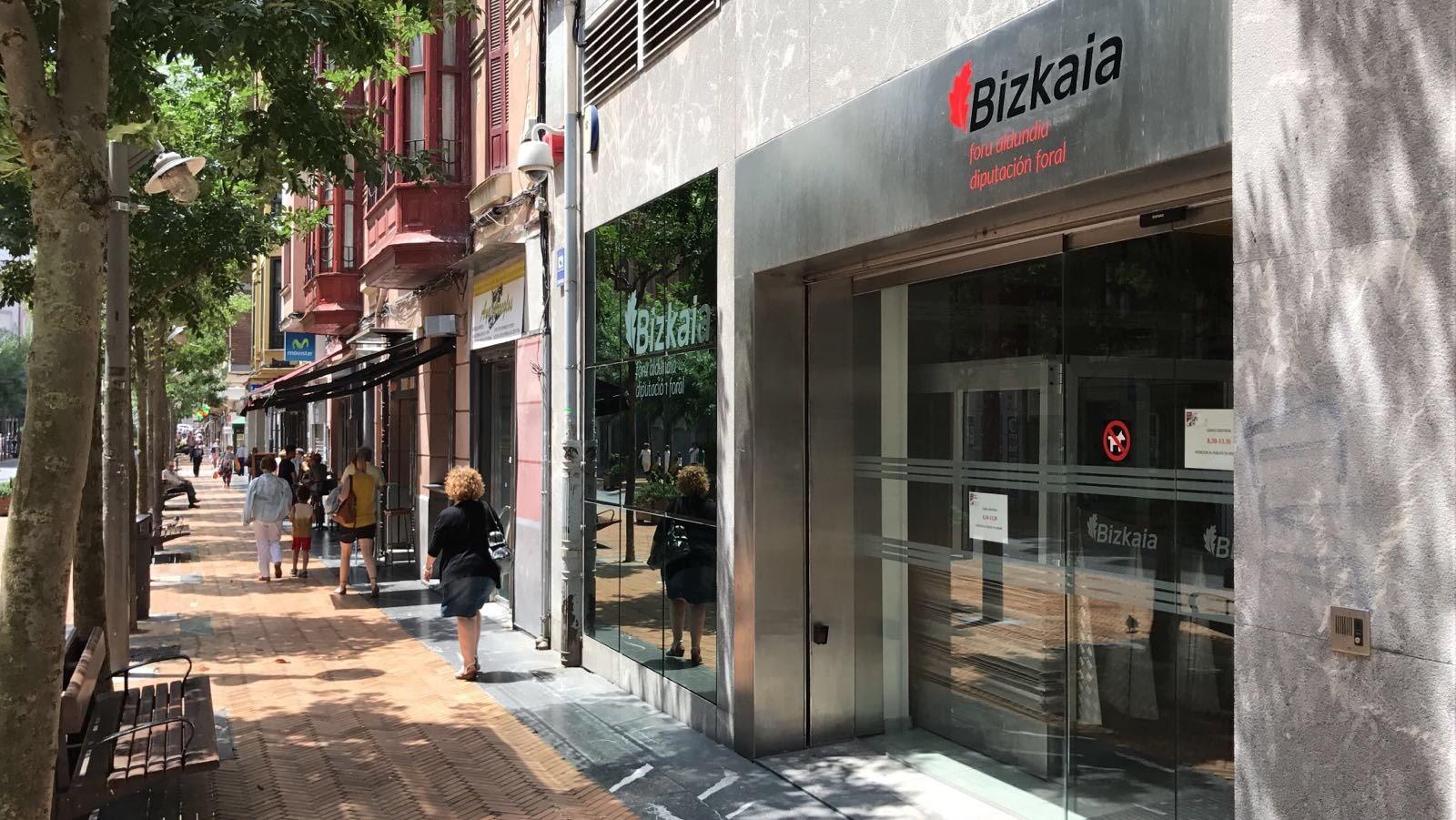 Barakaldo digital siete empresas de barakaldo figuran en for Oficinas hacienda bizkaia