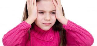 اسباب الصداع عند الاطفال وطرق علاجه