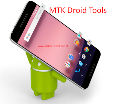 MTK Droid Tools V2.5.3 (2018) Free Download
