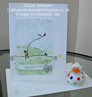 Stampin' Up! Susan Simpson Independent Stampin' Up! Demonstrator, Craftyduckydoodah!, Happy Home,