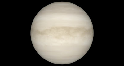 Planetary-scale eddies found in the atmosphere of Venus Planet-today.com