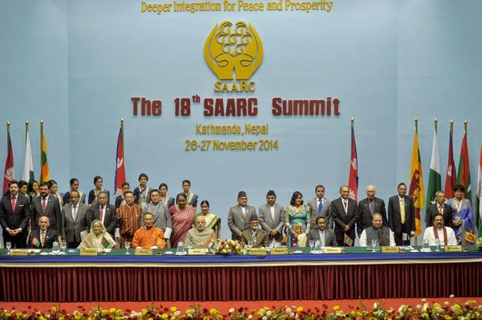 18 saarc summit essay