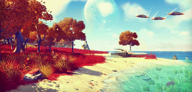 No Man's Sky Day One Patch Notes