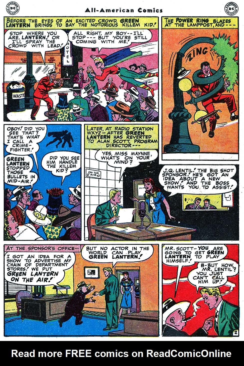 Read online All-American Comics (1939) comic -  Issue #89 - 4