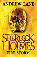 Resenha:O Jovem Sherlock Holmes: Nuvem da Morte, de Andrew Lane 25