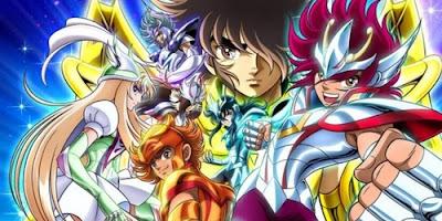 Assistir Saint Seiya Omega Ω Online Legendado