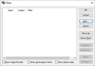 add filter