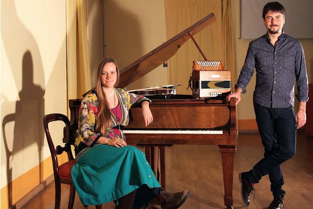 Hier zijn Emilyn Stam & Filippo Gambetta