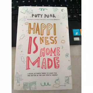 cover buku Happiness is Homemade Puty Puar