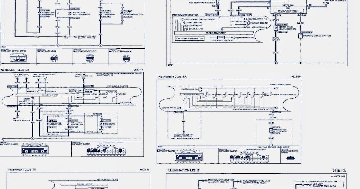 2008 mazda 3 wiring diagram circuit wiring diagram must know. Black Bedroom Furniture Sets. Home Design Ideas