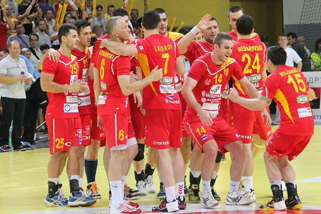 Macedonia placed in 3rd Pool for Handball Championship