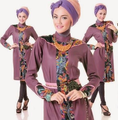 Model Busana Muslim Remaja Keren