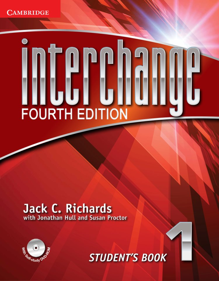 3rd intro students book new edition interchange