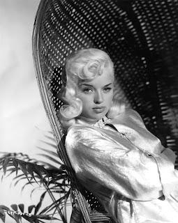 Diana Dors, blonde bombshell