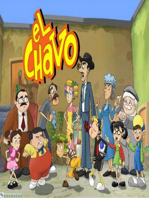 Desenho Do Chaves Em Portugues