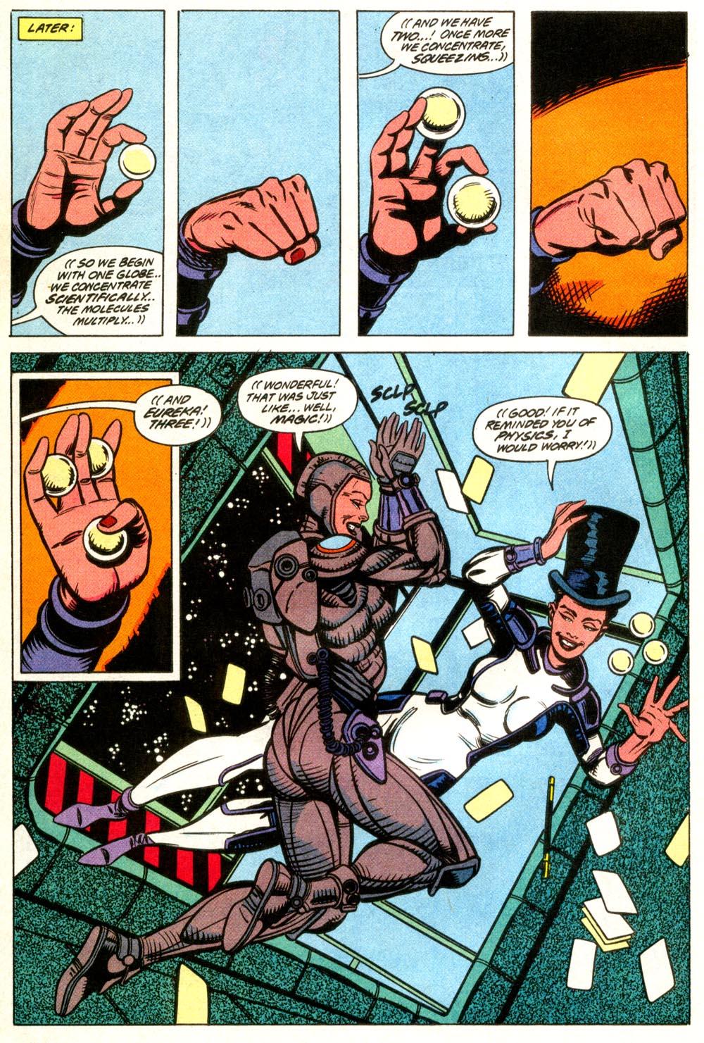 Read online Wonder Woman (1987) comic -  Issue #66 - 13
