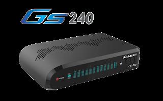 globalsat - NOVA ATUALIZAÇAO DA MARCA GLOBALSAT Gs2402