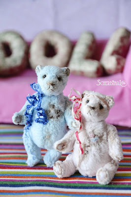 мишки тедди, влюбленные медведи
