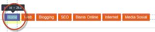 Sebuah halaman web baik itu blog maupun website ketika anda susukan sehingga tampil di halam Teknik dasar cara memodifikasi desain tampilan blog untuk pemula