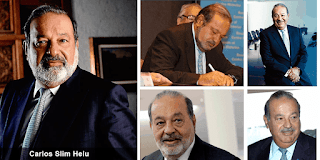 The facts and the story of Carlos Slim Helu Business