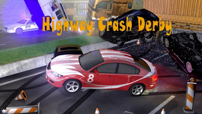 Highway Crash Derby v1.5.9 Hack Mod Android Apk Download
