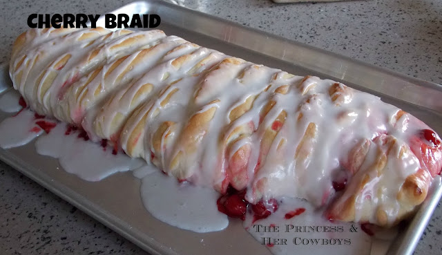 Cherry Braid