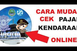 Cara Cek Bayar Pajak Motor Via Online