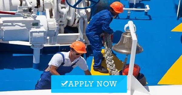 Deck Cadet Recruitment Bulgarian Shipping Company - Seaman