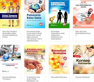 Daftar Lengkap Buku-buku Kesehatan (Kedokteran, Kebidanan, Keperawatan, Kesehatan Masyarakat dan Gizi) Terbitan Penerbit Salemba Medika Bagian 2