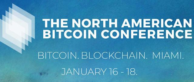 Miami Jan 16, 2019 North American Bitcoin Conference 2019