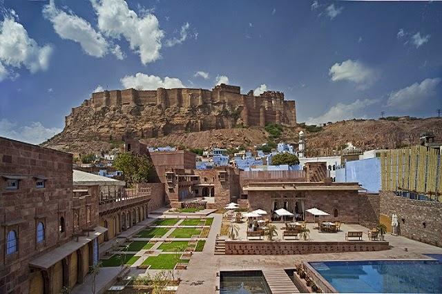 Raas Hotel in Jodhpur,Rajasthan