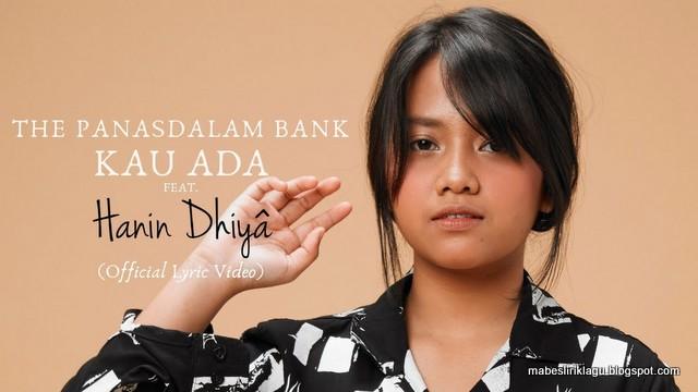 Lirik Hanin Dhiya - Kau Ada