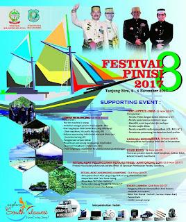 rangkaian acara festival pinisi bulukumba sulawesi selatan