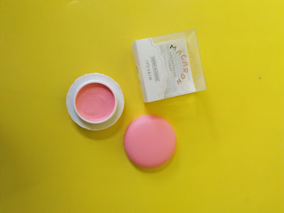 its skin macaron blusher review cherry blossom
